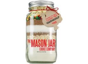 cocoa mason jar